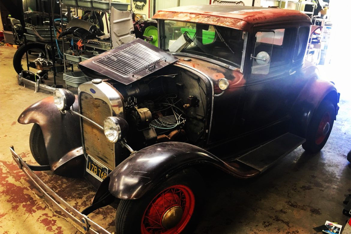 1931 Model A - Hot Rods & Custom Stuff Inc