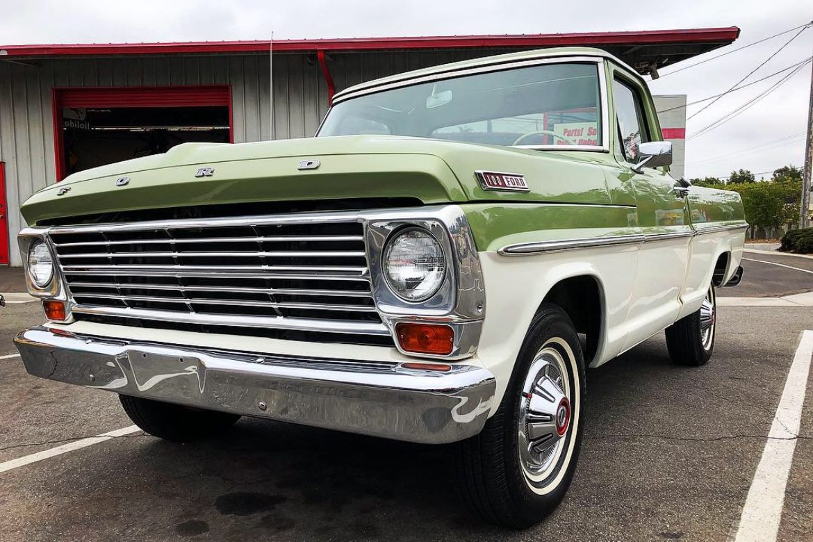1967 Ford F100 (6)