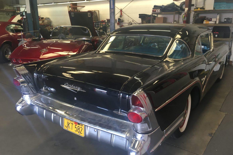 1957 Buick Century rear (2)