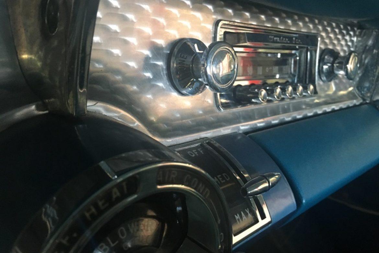 1957 Buick Century stereo