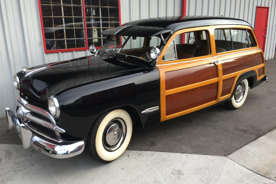 1949 Ford Woody