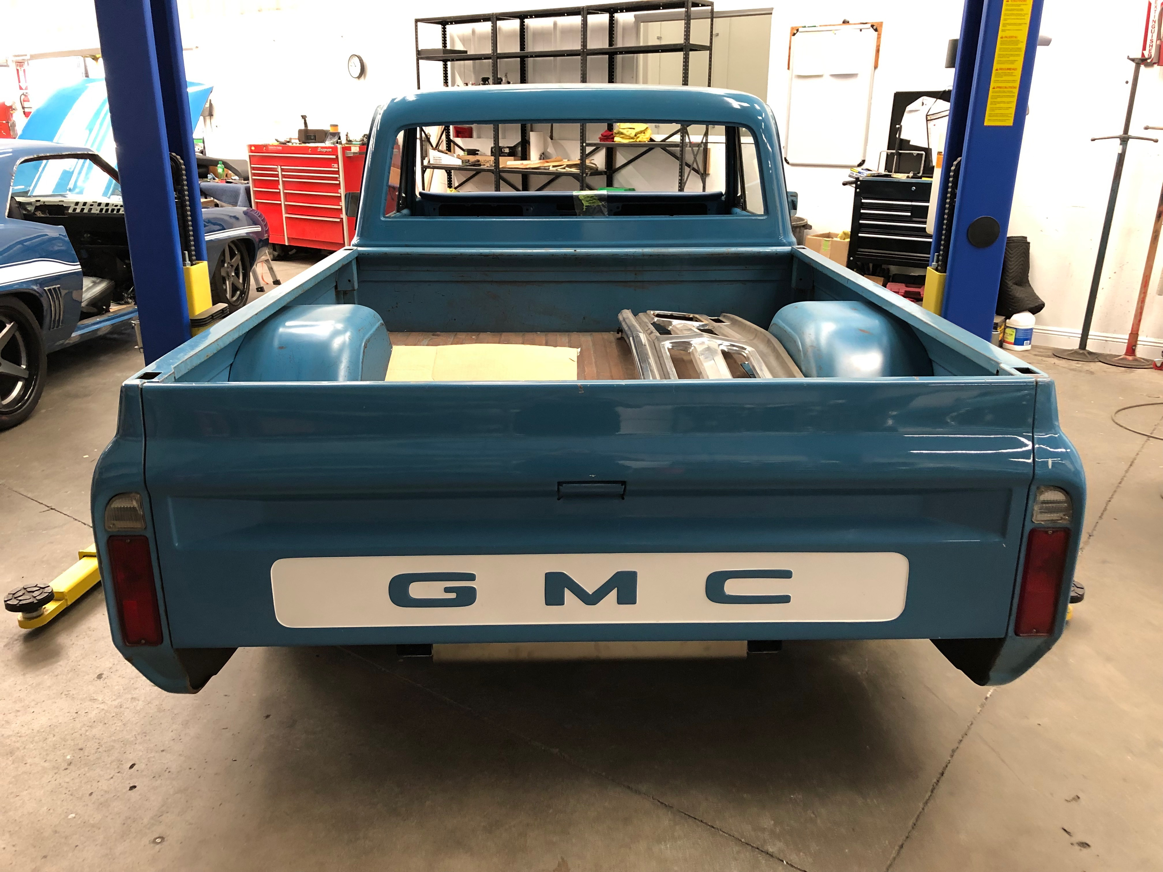 1967 Gmc Truck Hot Rods Custom Stuff Inc